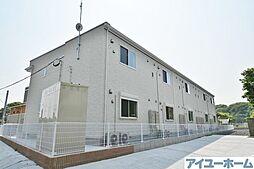 ラメゾンカプリス[2階]の外観