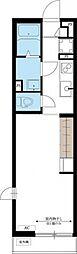 リブリ・スペースS[301号室号室]の間取り