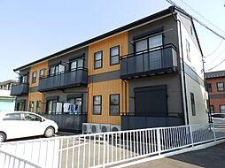 三重県鈴鹿市桜島町3丁目の賃貸アパートの外観
