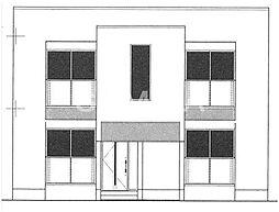 カーサフィオーレ奉還町[2階]の外観