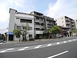 京都府京都市東山区今道町の賃貸マンションの外観