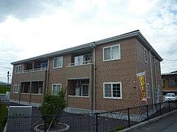 長野県諏訪市大字四賀桑原の賃貸アパートの外観