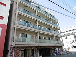 エバーグリーン・長田202号室[2階]の外観