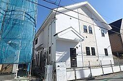 無添加タウン葛飾A棟[1階]の外観