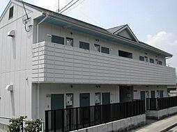 松谷ハイツ[2階]の外観