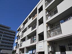 サンフォレスト[4階]の外観