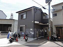 京都府京都市北区鷹峯木ノ畑町の賃貸アパートの外観