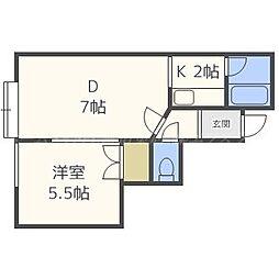 ドールハウス[2階]の間取り
