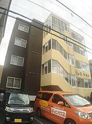 北海道札幌市西区発寒十一条4の賃貸マンションの外観