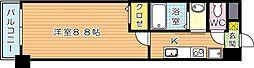 LE GRAND BLEUIII(グランブルーIII)[4階]の間取り
