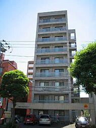 北海道札幌市中央区南十七条西8丁目の賃貸マンションの外観