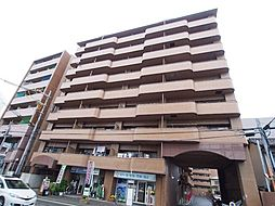 朝日プラザ・アーバネート奈良[6階]の外観