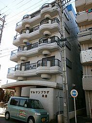 マルマンプラザ武里[3階]の外観