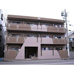 愛知県一宮市新生3丁目の賃貸マンションの外観