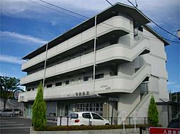 滋賀県湖南市岩根中央1丁目の賃貸マンションの外観