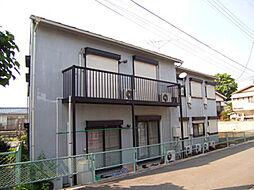 東京都杉並区上井草3丁目の賃貸アパートの外観