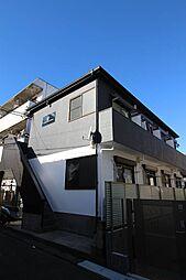 リーフデザインハウス朝霞台[102号室]の外観