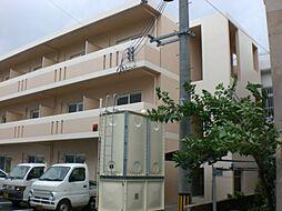 沖縄県那覇市西3丁目の賃貸マンションの外観