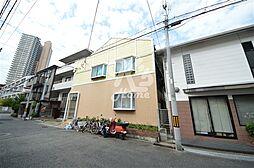 兵庫県神戸市須磨区磯馴町5丁目の賃貸アパートの外観