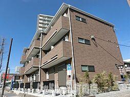 神奈川県相模原市南区上鶴間本町4の賃貸アパートの外観