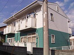 ニューシティ市川[2階]の外観