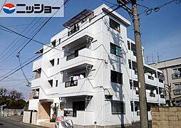 タウンコート岩塚[1階]の外観