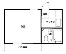 取手駅 2.5万円