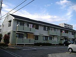 ピッコロモンドA棟[1階]の外観