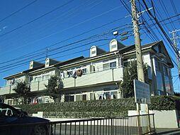 クレメゾン薬園台第1[1階]の外観