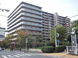 大阪府四條畷市西中野2丁目の賃貸マンションの外観
