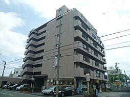 兵庫県姫路市安田3丁目の賃貸マンションの外観