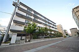 兵庫県神戸市須磨区千歳町4丁目の賃貸マンションの外観
