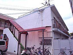 前川ハイツ[2階]の外観
