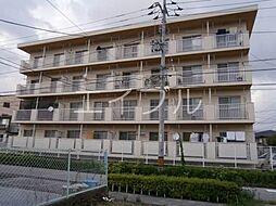 市川マンションI(北新田)[4階]の外観
