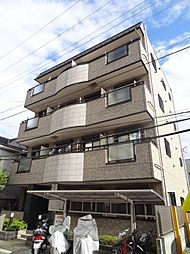 千葉県千葉市中央区新千葉2丁目の賃貸マンションの外観