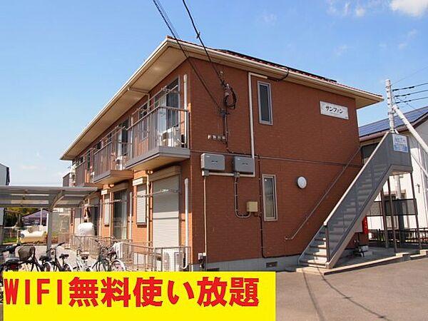 サンファン 1階の賃貸【群馬県 / 太田市】
