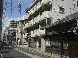 デトム・ワン桃山御陵[4階]の外観