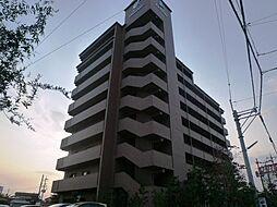 アルファステイツ倉敷駅前公園通りII[9階]の外観
