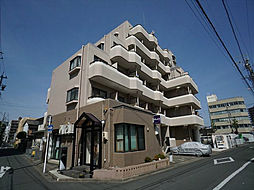 オスカーマンション[6階]の外観