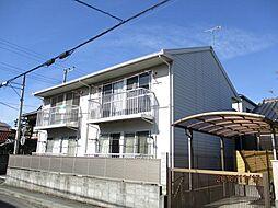 静岡県沼津市常盤町の賃貸アパートの外観