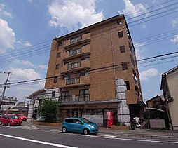 京都府京都市右京区西京極午塚町の賃貸マンションの外観