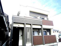 クレフラスト中田町 B[101号室]の外観