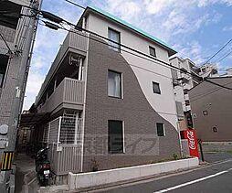 京都府京都市北区衣笠北荒見町の賃貸マンションの外観