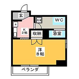川名駅 4.0万円