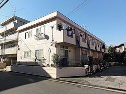 [テラスハウス] 千葉県市川市幸1丁目 の賃貸【/】の外観