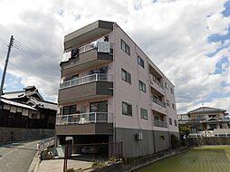 大阪府大阪狭山市東野中3丁目の賃貸マンションの外観