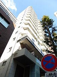 ガリシアヒルズ西麻布WEST[12階]の外観