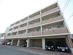 愛知県名古屋市中村区新富町4丁目の賃貸マンションの外観
