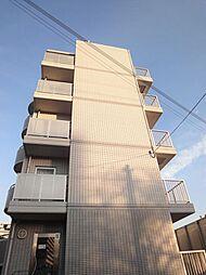 大阪府大阪市鶴見区横堤2丁目の賃貸マンションの外観