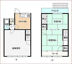 ヒラタ産業貸事務所(住宅付)